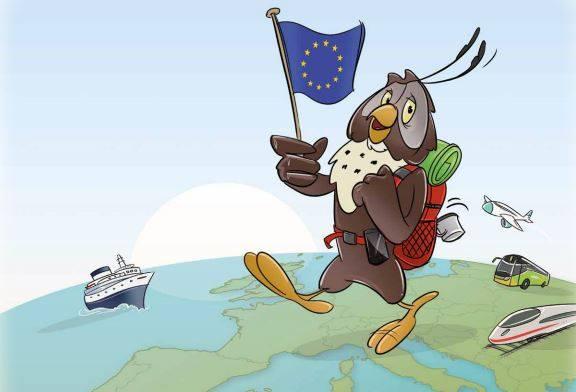 """Die Erklärreihe """"Mach's klar"""" der Landeszentrale für politische Bildung Baden-Württemberg bringt Kindern spielerisch politische Themen nahe. Besonders gut gefällt uns die spielerische Reise durch die EU, schließlich liegt uns das Thema Europa bei..."""