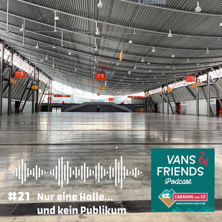 Ihr wollt ein bisschen CMT auf die Ohren? Dann hört mal rein in den aktuellen Podcast von Vansandfriends! Unsere Kollegen Alexander Ege und Andreas Ott erzählen, was sich bei uns gerade so tut, auch wenn keine Messen stattfinden können. Viel Spaß d...
