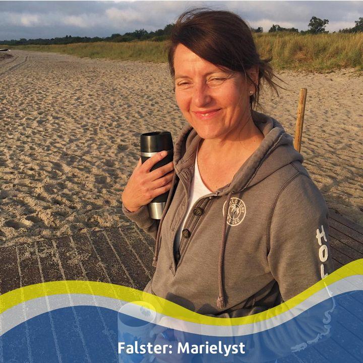 Marielyst – der perfekte Ort für einen Badeurlaub, das findet nicht nur Kerstin, denn der Strand auf der Insel Falster wurde bereits mehrfach zum besten Strand Dänemarks gekürt. ?️ ?? Weicher, weißer Sand, ruhiges und sauberes Wasser u...
