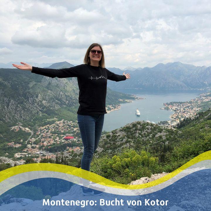 Seitdem Montenegro das Partnerland der CMT 2020 war, ist Verena ein großer Fan des kleinen Landes an der Adria. ?? Insbesondere die Bucht von Kotor hat es ihr angetan. ? Malerisch zieht sich das Wasser wie ein Fjord ins Landesinnere und wenn...