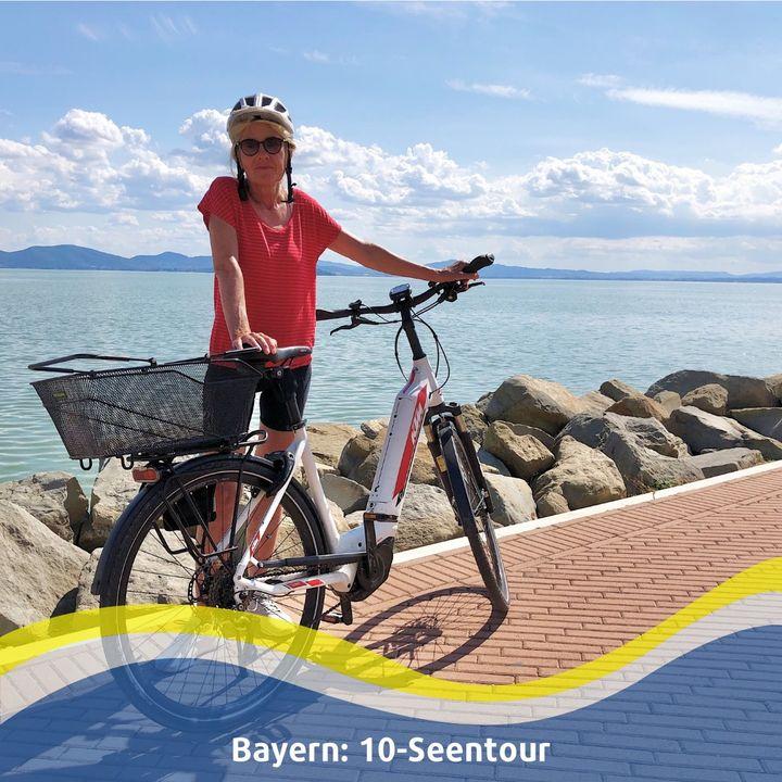 Eine zauberhafte 10-Seentour durch Bayern – diesen Urlaubstipp hat unsere Kommunikationsleiterin Christine für euch. ? Wer gerne radelt, die bayerische Küche mag, auch gerne mal ein leckeres Weißbier trinkt und malerische Örtchen mag, für den...