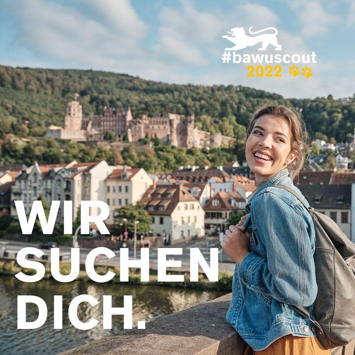 Werde #BaWuScout 2022 ?Wir suchen Dich!  Gemeinsam mit dem Urlaubsland Baden-Württemberg und fünf touristischen Regionen aus Baden-Württemberg suchen wir 5 BaWu-Scouts, die im Auftrag ihrer Heimat unterwegs sind und auf Instagram zeigen, wie sch?...
