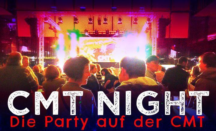 Wir laden alle Besucher, Aussteller und Partner herzlich zur großen Party auf der #cmt20 ein! Ab 17.30 Uhr im Atrium, kommt und feiert mit uns bei der CMT Night! ?