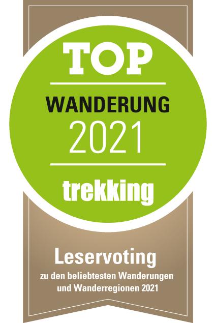Die Leser des trekking-Magazin haben in vier Kategorien die Gewinner des trekking-Awards ermittelt. Hier findet ihr die prämierten Tourenvorschläge. Erzählt doch mal, was eure liebsten Trekkingtouren sind! ?