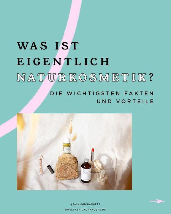 """Mittlerweile achten viele Menschen darauf, dass sie faire und nachhaltige Produkte kaufen. Aber wie sieht es eigentlich im Kosmetikbereich aus? Wie erkenne ich eigentlich """"echte"""" Naturkosmetik? Wie ist Naturkosmetik definiert? Und worin bestehen ih..."""