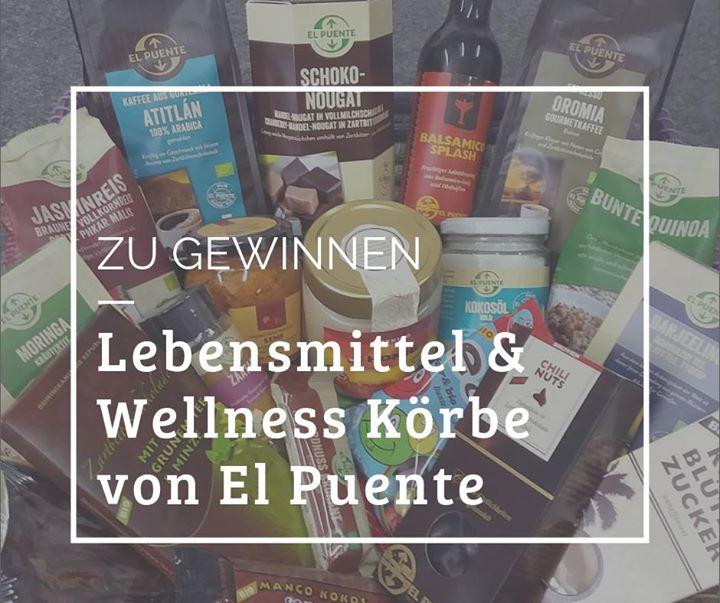 #Gewinnspiel: El Puente gehört zu den Pionieren der Fairhandels-Bewegung und bietet mittlerweile etwa 5000 faire Produkte aus Afrika, Asien und Lateinamerika an. ?? Mit unserem heutigen Gewinnspiel könnt ihr erleben, dass das nicht nur einen wi...