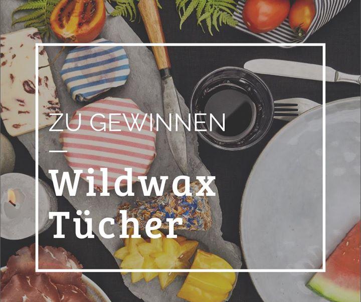 Wildwax Tücher sind die natürliche Lebensmittelverpackung zum frischhalten, einfrieren, abdecken und mitnehmen von Lebensmitteln. Wiederverwendbar, abwaschbar und antibakteriell. Überzeugt euch selbst: Wir verlosen 2 x 1 Wildwax-Set unter allen Komm...