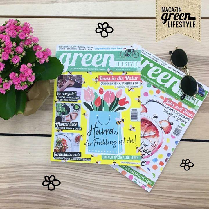 Auch in diesem Jahr haben wir auf der FAIR HANDELN wieder tolle Medienpartner im Programm - darunter auch das green LIFESTYLE Magazin.  Die neue Ausgabe mit vielen Themen rund um faire Mode, Naturkosmetik, Slow Travel, gesunde Ernährung und grüne Leb...