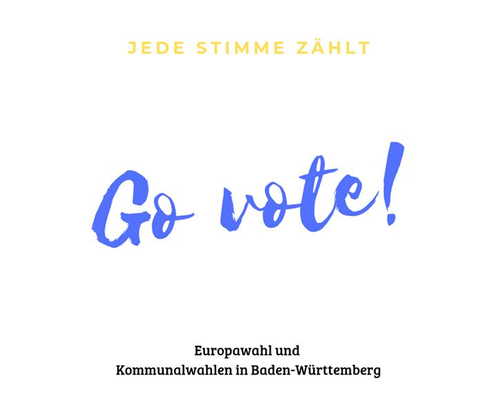 Für ein faires und nachhaltiges Europa! Bis 18 Uhr haben die Wahllokale noch geöffnet. ✊???