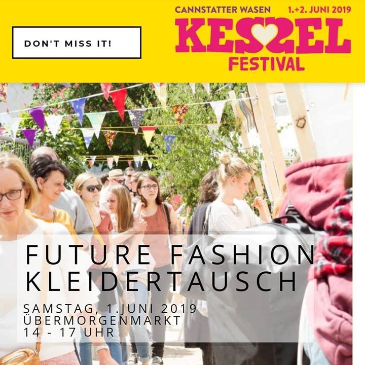 Die nächste Future Fashion Kleidertauschparty steht an ? kommt vorbei! ???