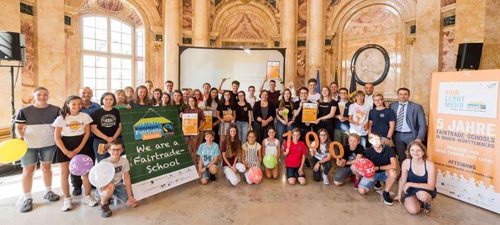 Fünf Jahre Fairtrade-Schools-Kampagne in Baden-Württemberg! ? Die Kampagne sensibilisiere für die Zusammenhänge zwischen unserem Konsumverhalten hier in Baden-Württemberg und den Lebensbedingungen anderswo, so Staatsministerin Theresa Schopper....