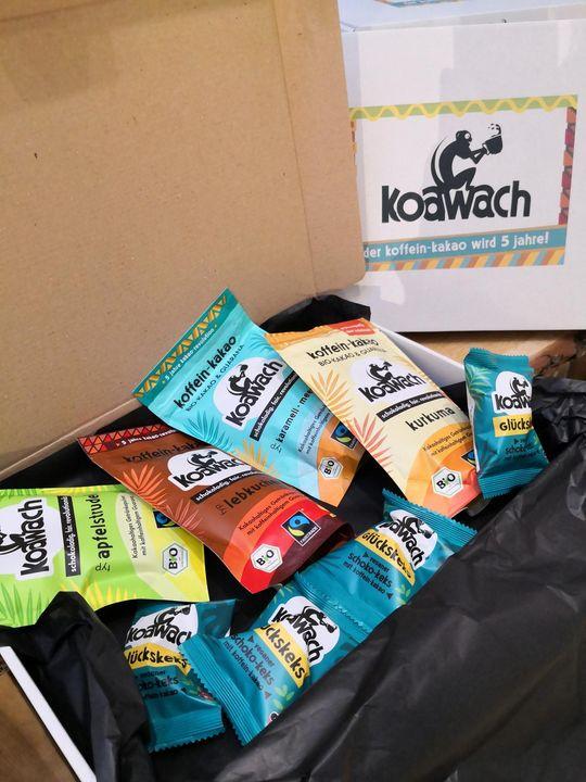Jetzt wollen wir euch mal was Gutes tun!  #Gewinnspiel: Koawach gehört zu den Pionieren der Fairhandels-Bewegung und bietet mittlerweile eine große Auswahl zu Kaffeealternativen an welche,  vegan, bio und fair sind. ?? Mit unserem heutigen Gewi...