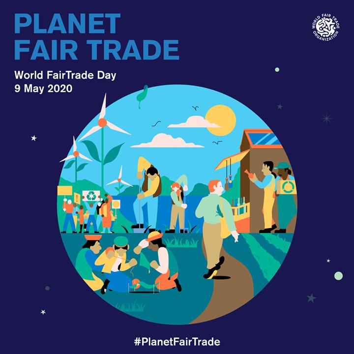 Die Pandemie hat deutlich gemacht, dass die Welt den Fairen Handel mehr denn je braucht. Schaut euch die Seite von World Fair Trade Organization (WFTO) an, wo sie unter dem Hashtag #PlanetFairTrade ihre kollektive Aktion, zur Mobilisierung der Weltbür...