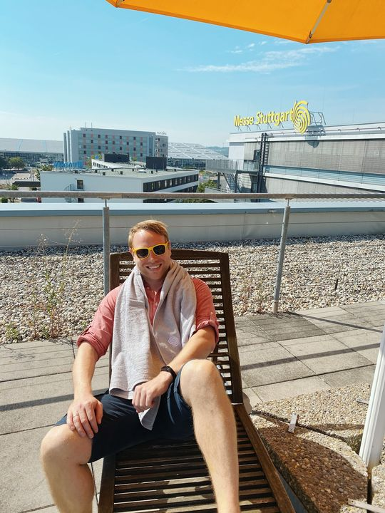 ? Sommer-Gewinnspiel ?  Wir verlosen 3x ein Messe Stuttgart-Badetuch + eine messe-gelbe Sonnenbrille für euren Sommerurlaub. ??  So nehmt ihr teil: Folgt unserer Seite, liked den Beitrag & taggt die Person, mit der ihr gerne verreisen wür...