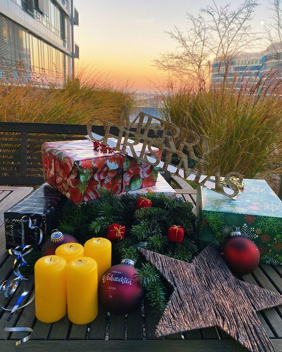 Weihnachten ist nicht mehr weit... ?? Um etwas weihnachtliche Stimmung aufkommen zu lassen und euch eine Freude zu machen, erwarten euch in den kommenden Wochen leckere Rezepte und Tutorials sowie an den Adventssonntagen jeweils ein tolles Gewinn...