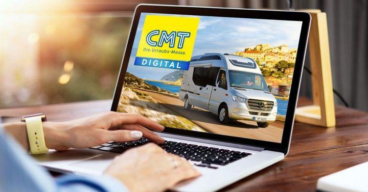 Premiere: Die Urlaubsmesse CMT findet in diesem Jahr digital statt. ? Fachbesucher und Medienvertreter können sich am 26.1. bei der CMTdigital über die Neuheiten der unterschiedlichen CMT-Themen informieren. ? Das vollständige Programm ist ab...