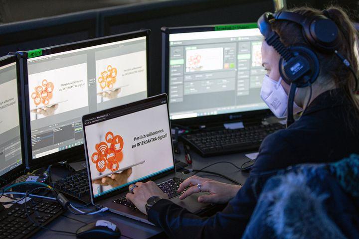Erfolgreiches Live-Event der #INTERGASTRAdigital! ? Als bislang größtes virtuelles Veranstaltungsformat der Gastronomie- & Hotelleriebranche hat sie neue Maßstäbe gesetzt. ? ➡️ http://ow.ly/SqmR50DVkz6
