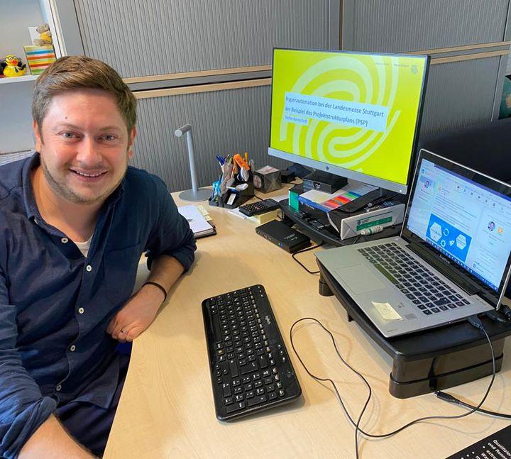 Unser Kollege Stefan Bantscheff steckt voll in den Vorbereitungen für den OMM Solutions TechDay.?? Am 14. April stellt er dort den Einsatz von Hyperautomation bei uns im Unternehmen vor. Hinter diesem Begriff steckt die Anwendung fortschrittlich...