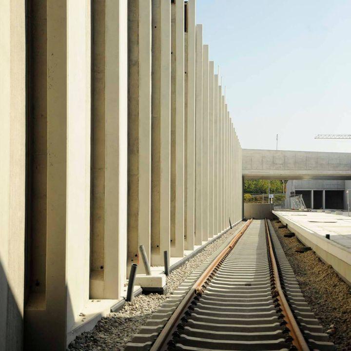 Endspurt beim neuen U6-Streckenabschnitt!?  Voller Vorfreude verfolgen wir die rasant voranschreitenden Arbeiten zum Anschluss des Messegeländes an die U6. Denn damit gibt es eine Möglichkeit mehr, uns mit den öffentlichen Verkehrsmitteln zu besu...