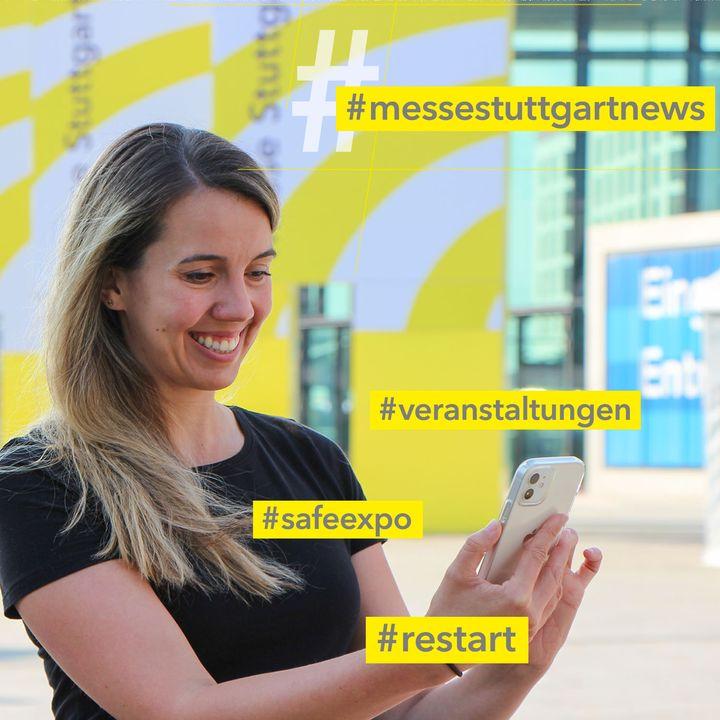 Gute Neuigkeiten für alle von euch, die spannenden Content direkt ins Postfach bekommen wollen. Wir launchen unseren Newsletter mit wissenswerten Neuigkeiten rund um die Messe Stuttgart.? Quartalsweise berichten wir mit unserem Newsletter #messestu...