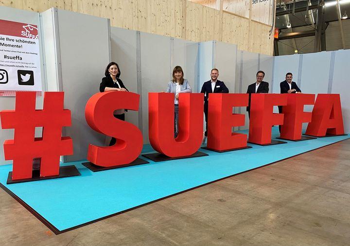 It's a wrap! Das #SUEFFA-Team freut sich über drei erfolgreiche Messetage.? Die AusstellerInnen bescheinigen der Veranstaltung eine äußerst positive und optimistische Aufbruchstimmung. Gerade die hohe Qualität der Fachbesucher zeigt, dass ein...