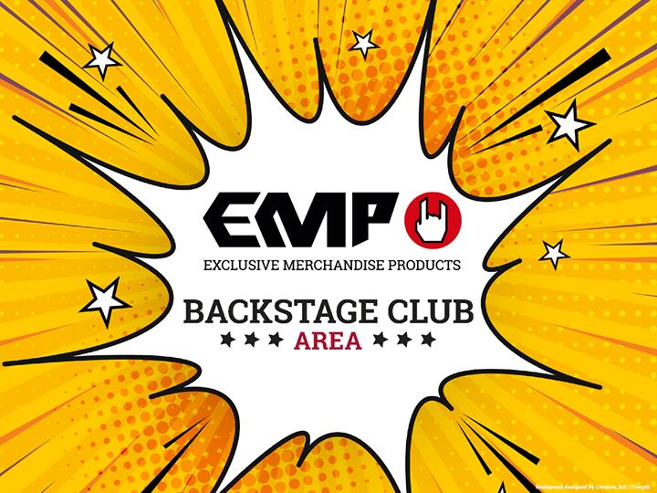 Kommt EMP auf der Comic Con Germany in Stuttgart besuchen, sie sind erneut mit einer Backstage Club Area und ihrem Verkaufsstand vor Ort und haben viele Specials am Start:  - Es wird Meet & Greets geben. - Signierte Autogrammkarten (solange der Vorrat...