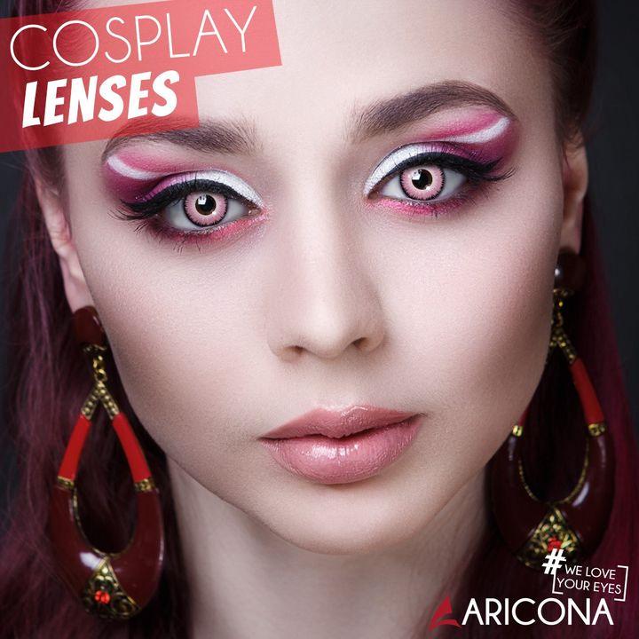 Auch die Firma Aricona - Deine Marke für farbige Kontaktlinsen unterstützt unseren Cosplay Contest mit tollen Preisen, nämlich ihren hochwertigen Cosplay-Kontaktlinsen. Herzlichen Dank an dieser Stelle von uns.
