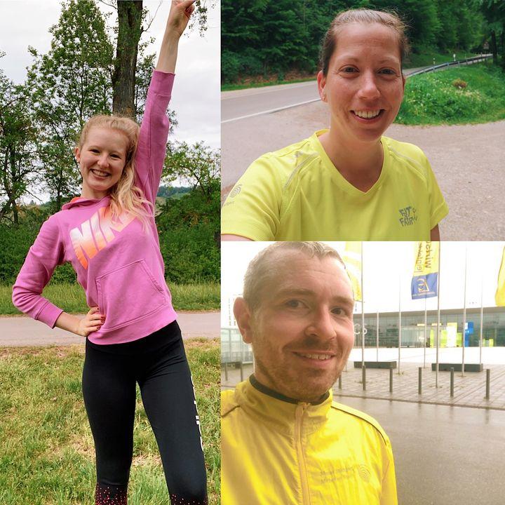 Auf die Plätze, fertig, los! ??♂️ Gekleidet in Messe-Gelb oder Rosaroter-Panther-Pink sind einige unserer Kolleginnen & Kollegen in die Laufschuhe geschlüpft. ? Grund hierfür: Die diesjährige IMEX in Frankfurt, bei der wir eigen...