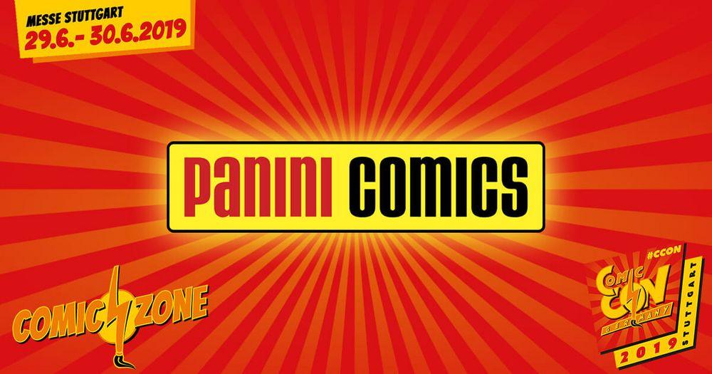 Auf unserer Homepage sind jetzt auch alle Zeichner und Specials von Panini Comics Deutschland veröffentlicht. Es erwarten Euch eine Vielzahl von Künstlern und Variant Covers exklusiv in Stuttgart.