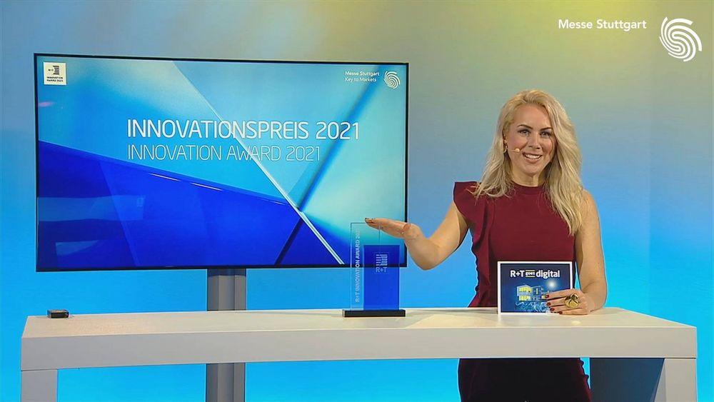 Im Rahmen der R+T digital wurden die besten Innovationen in elf Kategorien gekürt und bei der offiziellen Preisverleihung mit dem R+T Innovationspreis ausgezeichnet. ? Wir zeigen euch einen Einblick. ?