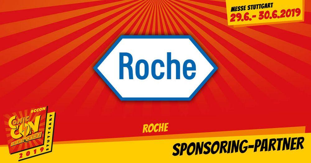 Roche ist auf der diesjährigen CCON | Comic Con Germany mit einem Stand dabei und sucht Dich. Vielleicht findest Du Deinen neuen Traumjob direkt in der Halle 1 am Stand 1E19.