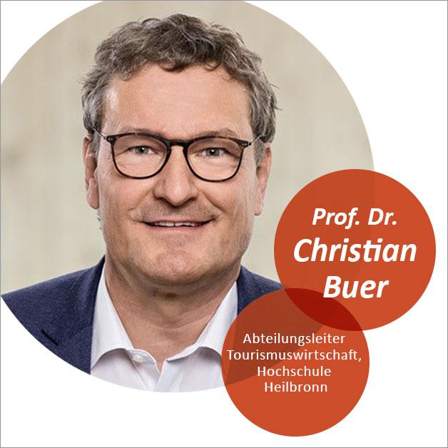 """""""Auf dem Heilbronn Hospitality Symposium TALK intensivieren wir den Austausch zwischen Lehre, Forschung, Politik und der Wirtschaft"""", sagt Prof. Dr. Christian Buer, Abteilungsleiter Tourismuswirtschaft, Hochschule Heilbronn. ? Die Mission des Heilbr..."""