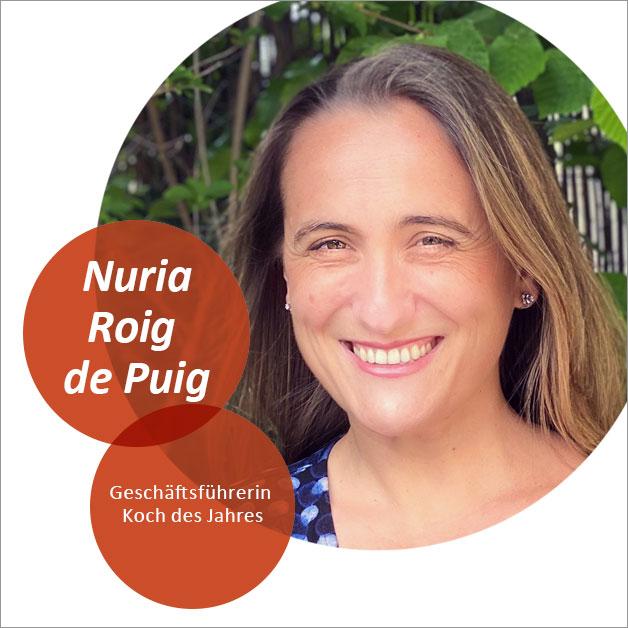 """""""Wir alle verfolgen das gleiche Ziel – die Branche voranzubringen! Es ist an der Zeit, dass wir unsere Kräfte vereinen und auf eine starke Gemeinschaft setzen"""", sagt Nuria Roig de Puig, Geschäftsführerin Koch des Jahres. ???? Der..."""