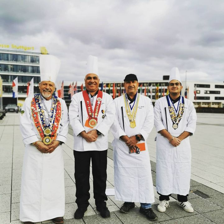 Are you ready for IKA/Olympiade der Köche? Meeting the chefs from around the world is soooooo exciting! ?? #dabeiseinistalles #Intergastra2020 #IKA2020 #takingpartiseverything IKA Culinary Olympics