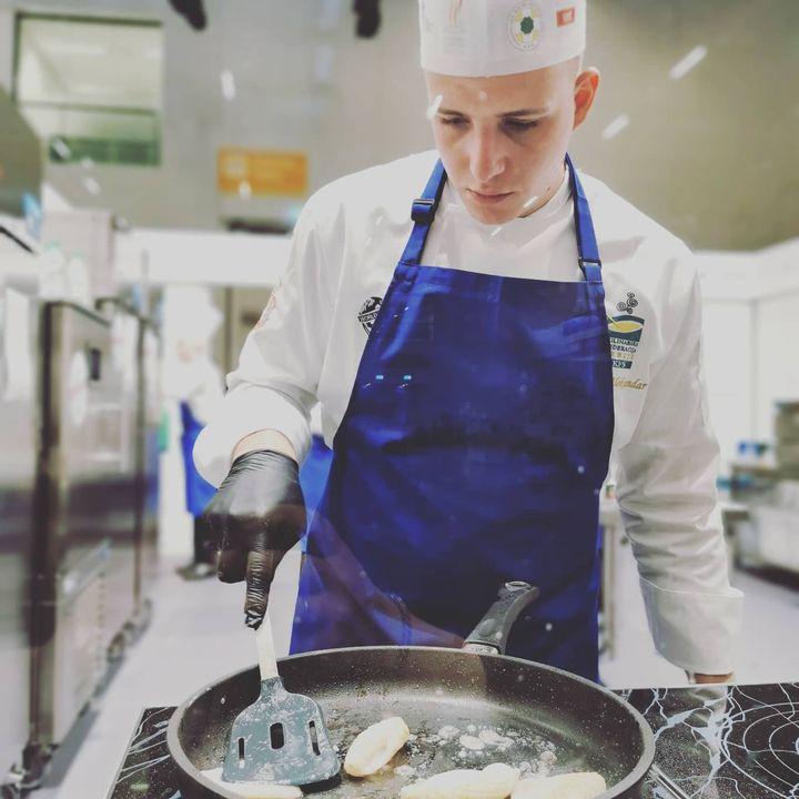 Prepare for Gold ? behind the scenes at IKA/Olympiade der Köche... #ika2020 #olympiadederköche #Intergastra2020 #dabeiseinistalles #teamwork IKA Culinary Olympics Verband der Köche Deutschlands e.V. (VKD)