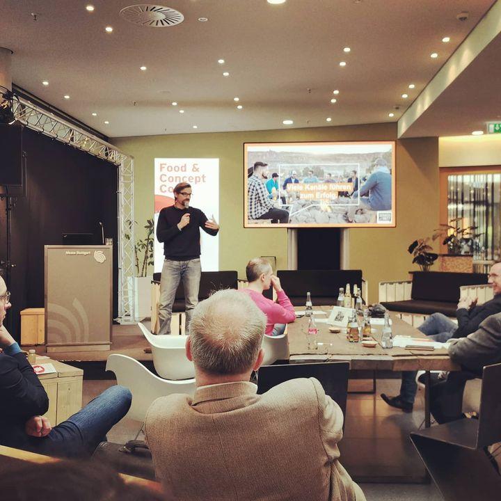 Gut besucht, weil relevante Themen besprochen wurden: Der Food & Concept Court erklärte den Dienstag zum Digital Day. Praktische Tipps, kluge Anregungen und eine Menge Praxisnähe! ?? #dabeiseinistalles #Intergastra2020 #digitalday