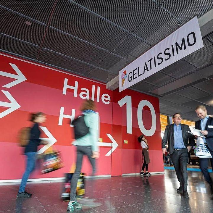 Die Gelatissimo, die größte Eisfachmesse nördlich der Alpen, findet das nächste Mal vom 5. bis 9. Februar 2022 statt. Bist du dabei? #eis #Gelatissimo #fachmesse #gelato #gelaterie #gelateria_icecream ##glateria #gelatoicecream #gelatogourmet #gela...