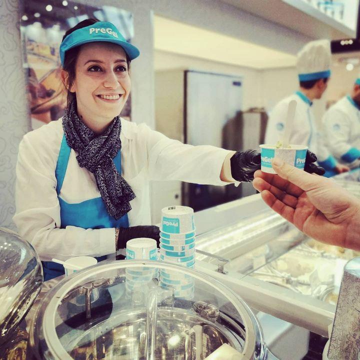 150 Aussteller präsentieren auf der #Eisfachmesse #Gelatissimo alle zwei Jahre die Neuheiten aus und für die Branche. #eis #gelato #gelaterie #gelateria_icecream ##glateria #gelatoicecream #gelatogourmet #gelatolovers #eisessen #eisamstiel #eisweltge...