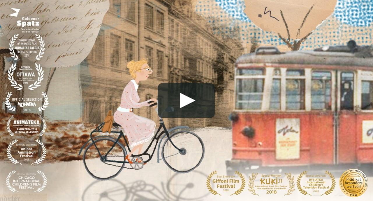 """Wusstet ihr, wie das italienische Gelato nach Deutschland kam? In """"Gelato - die sieben Sommer der Eisliebe"""" erzählt Kai Rönnau  die Geschichte im Animationsfilm auf charmante Weise. ??❤️"""