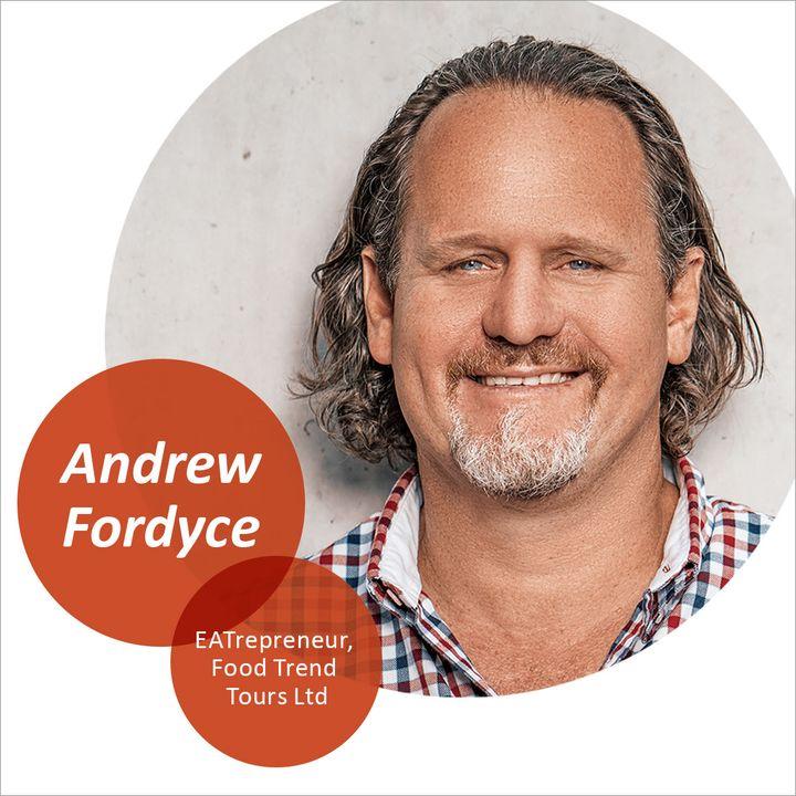 Food-Trend-Scout Andrew Bruce Fordyce nimmt euch am Dienstag, 9. März 2021, im Rahmen der #INTERGASTRAdigital mit auf eine Virtual Food-Trend-Tour rund um die Welt. Wer hier nicht dabei ist, verpasst die Trends von morgen und übermorgen. ?️ Und...