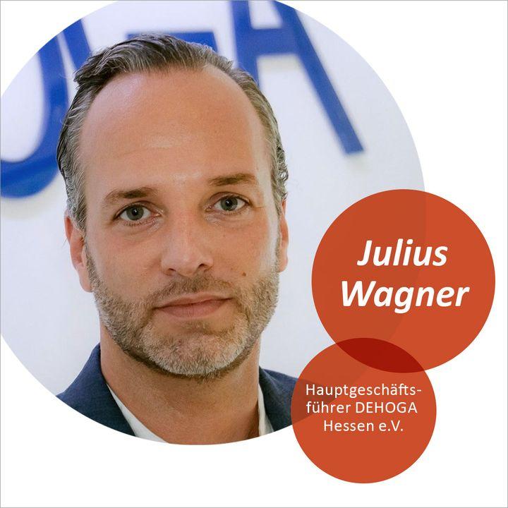 """""""Die Branche ist zwangsläufig zum Vollprofi der Digitalisierung geworden - Die INTERGASTRA digital ist die passgenaue Antwort auf die aktuelle Lage für das Gastgewerbe"""", ist Julius Wagner, Hauptgeschäftsführer DEHOGA Hessen e.V., Hauptgeschäftsfü..."""