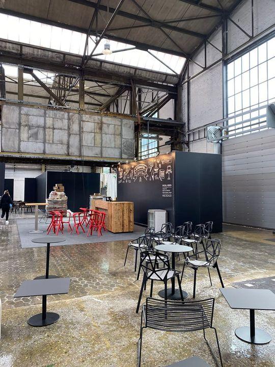 Unser neuer Stand für die CHEF-SACHE in Düsseldorf... So langsam wird's. ?? Wir freuen uns auf euren Besuch morgen und übermorgen! #intergastra2020 #messeleben #messehighlight #chefsache #gastronomie #hotellerie #Küchentechnik #Food #Inspirat...