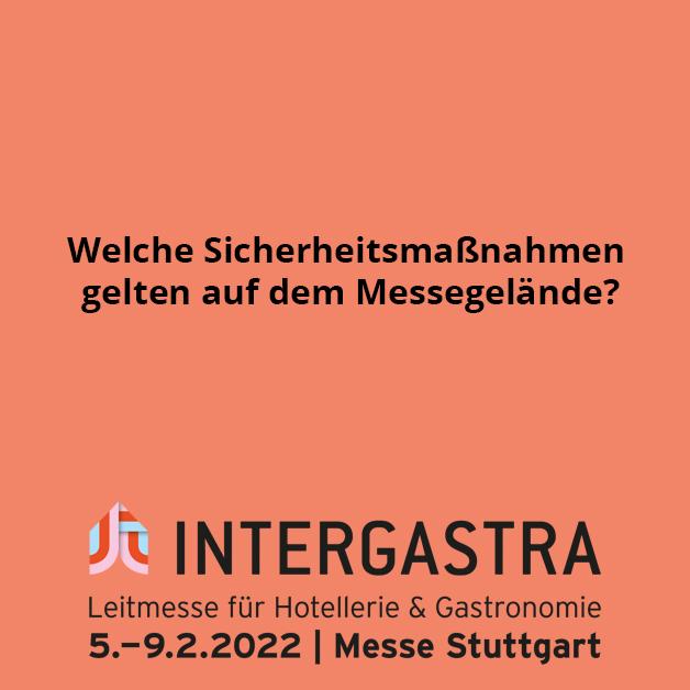 """""""Wir glauben an eine sichere und erfolgreiche Umsetzung der Messe"""", sagt Stefan Lohnert, Geschäftsführer der Messe Stuttgart. Damit die sichere Durchführung der INTERGASTRA 2022 möglich ist, wurde ein flexibles Hygiene- und Sicherheitskonzept ent..."""
