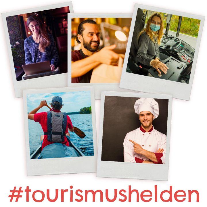 #Tourismushelden gesucht! Wer kennt jemanden, der oder die diesen Titel verdient hat? Jetzt bis 30. Oktober nomieren. ?
