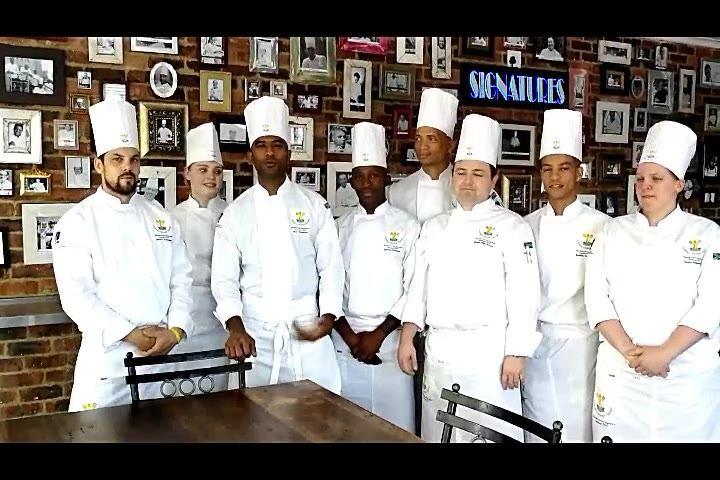 #dabeiseinistalles heißt es auch für das Team aus Südafrika, wenn die IKA Culinary Olympics starten. Hast du schon dein Ticket gebucht? ?  #restaurantofcommunitycatering #restaurantofnation  #chefstable #CulinaryOlympics #CulinaryOlympics2020 #ta...