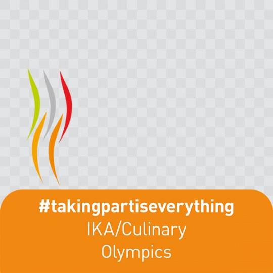Zeig der Welt, dass du bei den IKA Culinary Olympics dabei bist! ?? #dabeiseinistalles #Intergastra2020 #IKA2020 Verband der Köche Deutschlands e.V. (VKD) Messe Stuttgart #takingpartiseverything