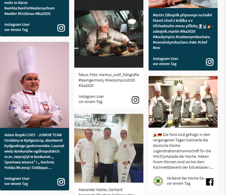 Praktisch! ? Wir hätten es nicht besser zusammenfassen können. ;) IKA Culinary Olympics Verband der Köche Deutschlands e.V. (VKD)