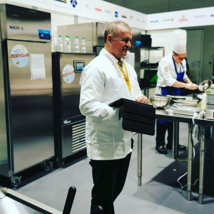Komplett digital läuft das Bewertungssystem der IKA Jury ? #intergastra2020 #dabeiseinistalles #takingpartiseverything #IKA2020 IKA Culinary Olympics