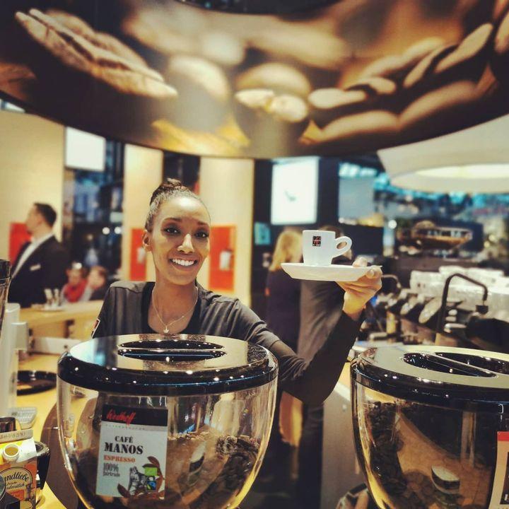Die ganze Welt des Kaffees zeigen wir in Halle 8. ?☕ #coffelover #coffee #Workshops #Verkostungen #intergastra2020 #dabeiseinistalles