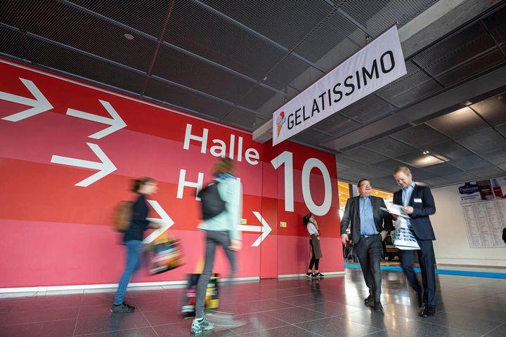 ?Terminänderung? Logisch, wenn wir die #INTERGASTRA2022 auf Anfang Februar vorverlegen, zieht die ??? #Gelatissimo22 ???natürlich mit. Die größte Eisfachmesse nördlich der Alpen findet das nächste Mal vom 5. bis 9. Februar...